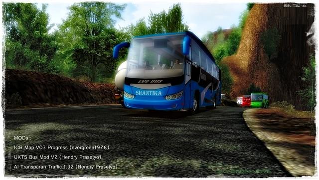 Traffic Indonesia Indonesia Bus Traffic Traffic