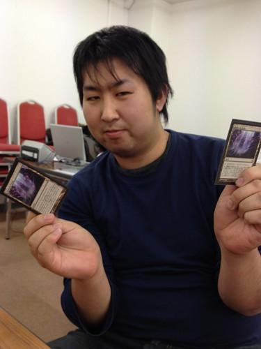 GPT Melbourne - Chiba Champion : Kasuga Ryosuke