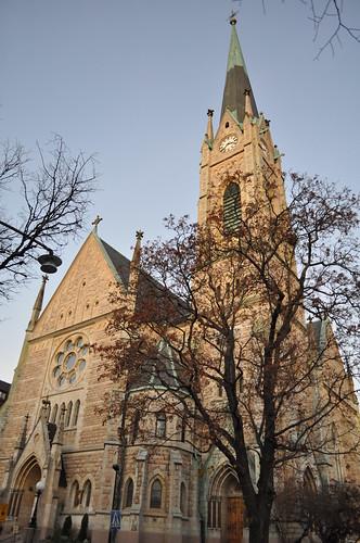 2011.11.10.333 - STOCKHOLM - Narvavägen - Oscarskyrkan