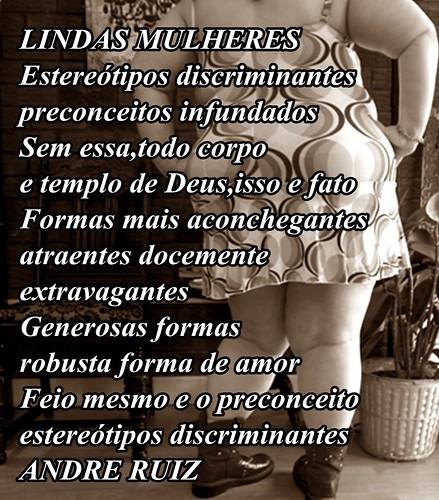 LINDAS MULHERES by soninha ruiz