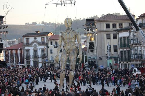 La Fura dels Baus - Guimarães 2012