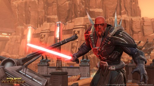 SWTOR Sith Juggernaut Build and Spec Guide - PVP/PVE