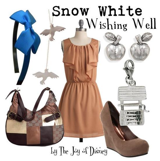 Snow White Wishing Well