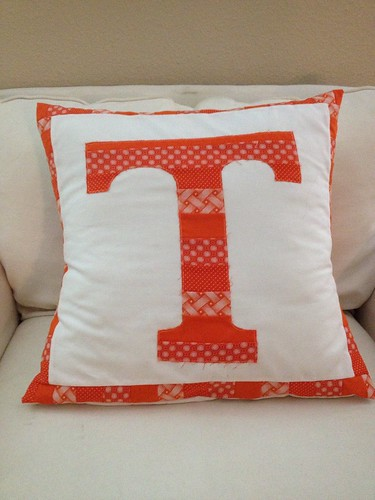 Tennessee Pillow