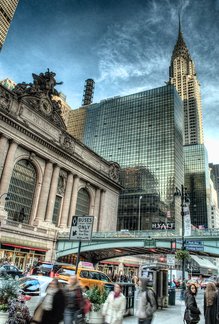 Grand Central, Chrysler