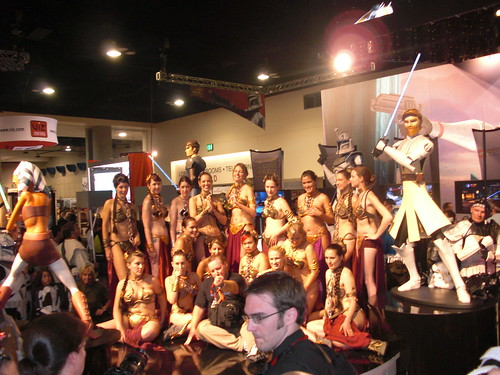 pictures from SDCC 2009 6758447343_5bf689e00b