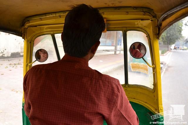 Delhi Tuk tuk