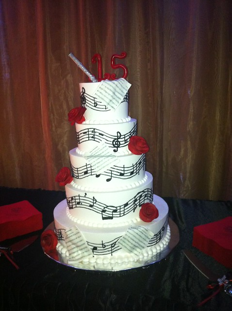 Music Quince Cake Flickr Photo Sharing