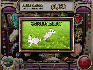 Best of Luck Bonus Game