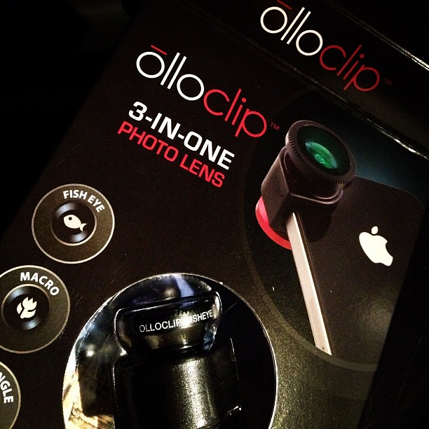 27/365+1 Yet Another New Toy #olloclip #iphonography