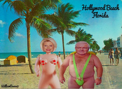 HOLLYWOOD BEACH UNCUT by Colonel Flick