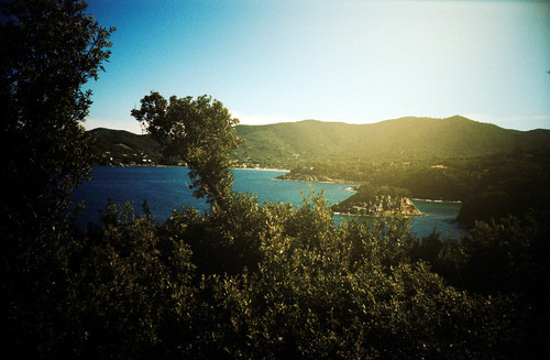 Elba through a LOMO lens