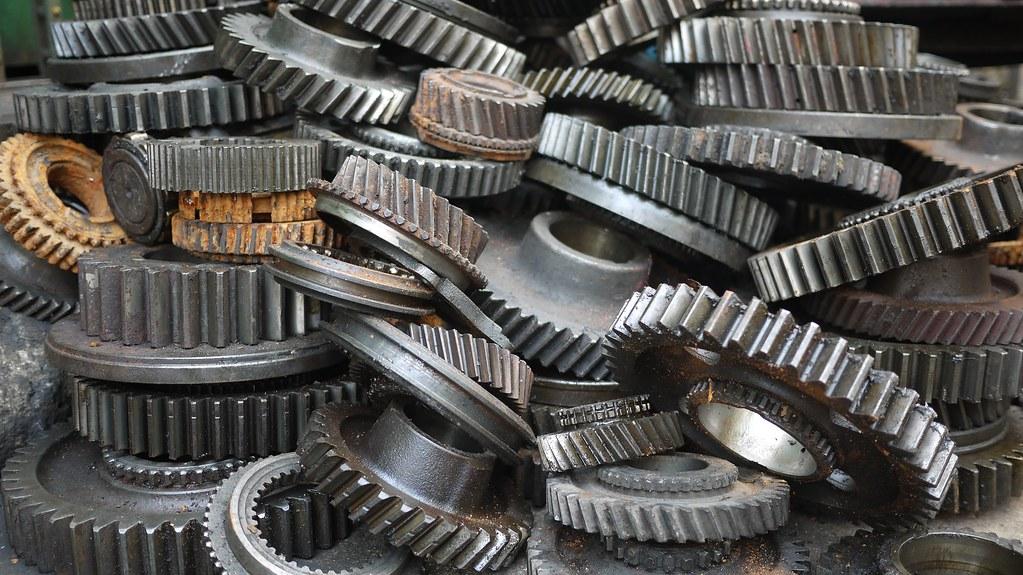 Engine Cogs