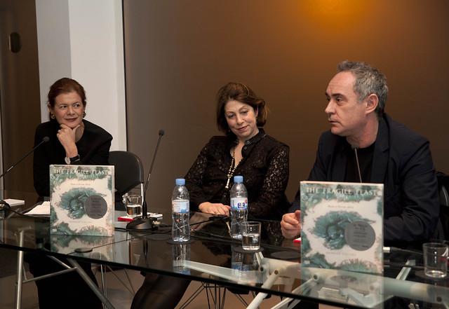 Presentación del libro 'The fragile feast. Rutas a Ferran Adrià'