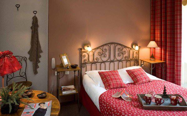 Hôtel Les Bains - Chambre Tradition