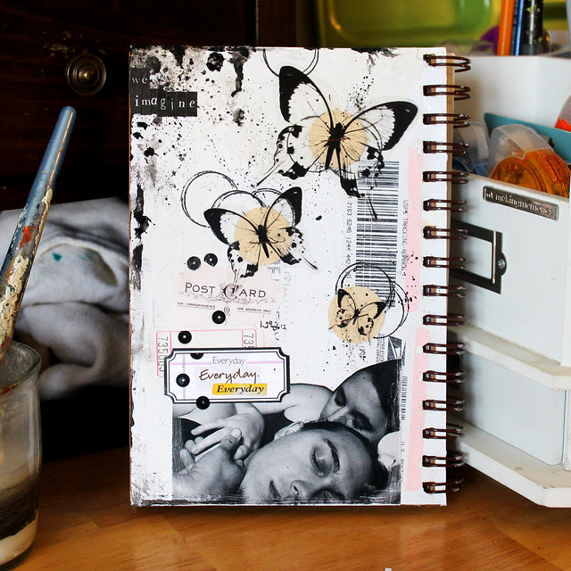Imagine - A Year In The Life Of An Art Journal