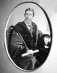 L.S. Burton, Mayor 1884-85