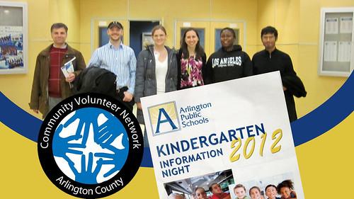CVN at Kingergarten Info Night