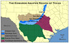 The Edwards Aquifer region