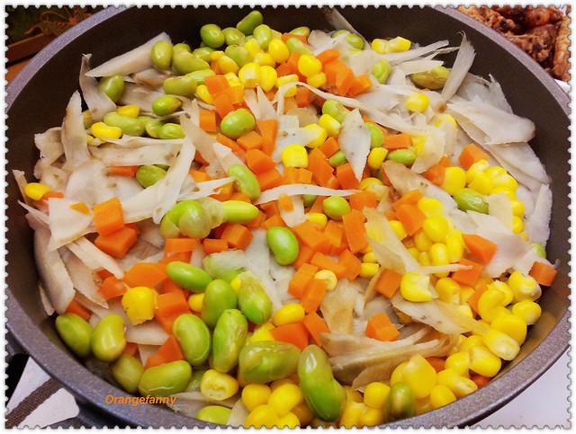 120129 牛蒡蔬菜炊飯-01