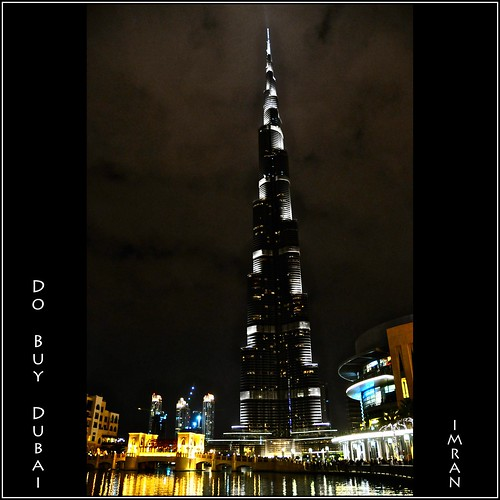 Mission I'm Possible: Do Buy Dubai Sky High - IMRAN™ by ImranAnwar