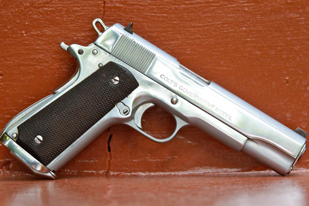 Colt 1911 Airsoft Spring Pistol Colt 1911 Airsoft Spring