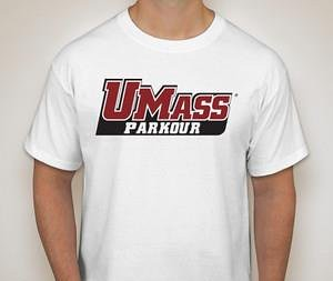 UMass Parkour Tshirt
