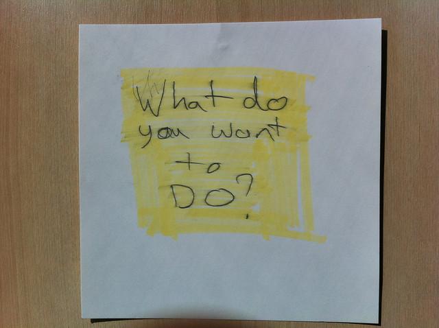 What do you want to do? Image from the alpha.gov.uk days