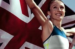 Radcliffeová poběží půlmaraton ve Vídni