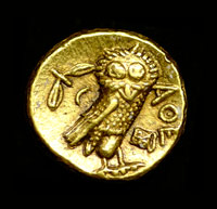 Athenian gold stater