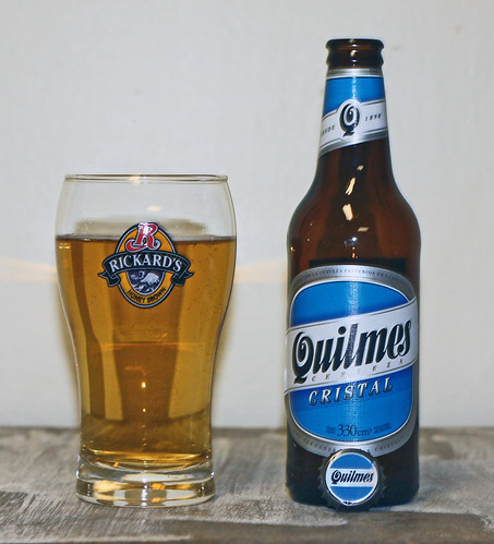 Review: Quilmes Cristal by Cody La Bière