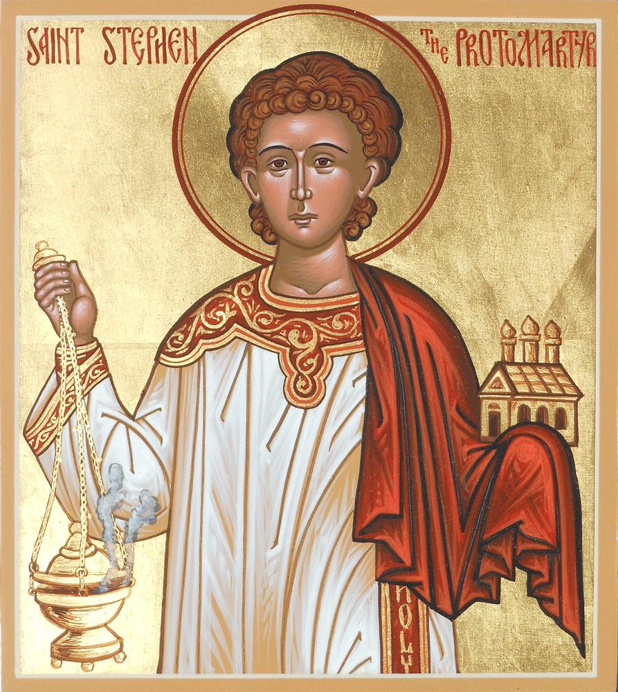 Santo Stefano, lettere nelle messe di questi giorni dans immagini sacre 6810698727_115e408d8a_b
