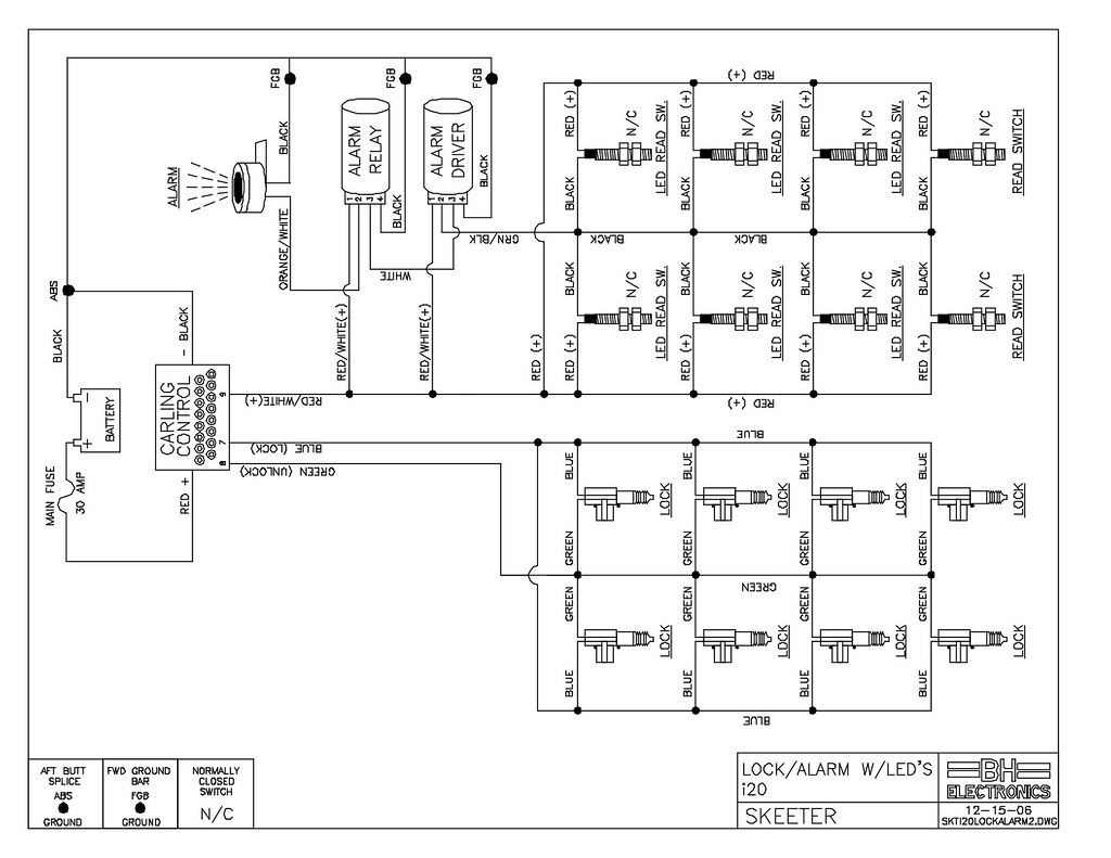 2006 Bass Tracker Wiring Diagram