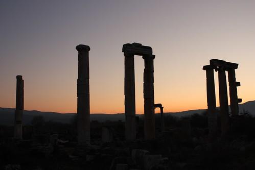 Aphrodisias Temple, Geyre - Turkey