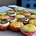 colourful cheese tarts  by Chai Yen