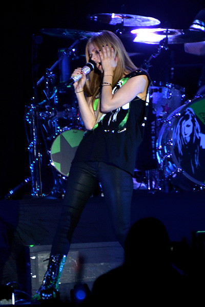 Avril Lavigne @ Chevrolet Hall | Flickr - Photo Sharing!