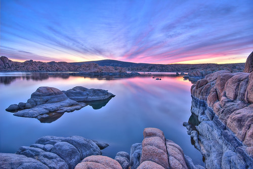 Granite Dells in Prescott, AZ (photo from Hidden Gems of the Western United States by Daniel Gillaspia)