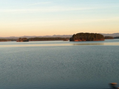 sunrise islands oconee iphone lakekeowee