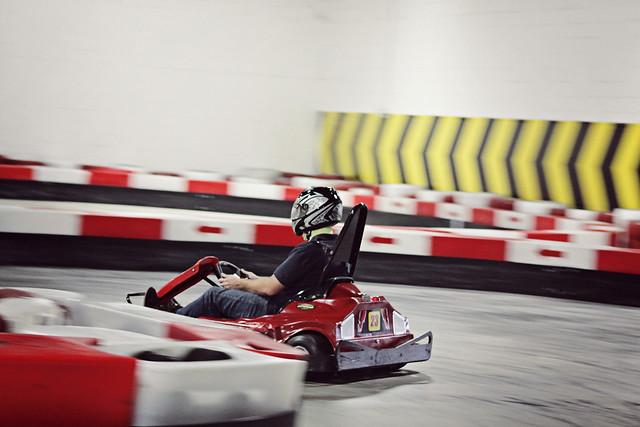 work go-karts 25