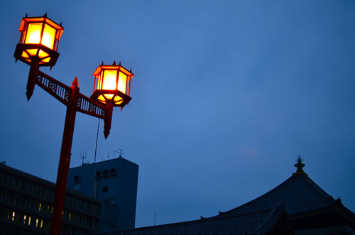 Street Light by hyossie