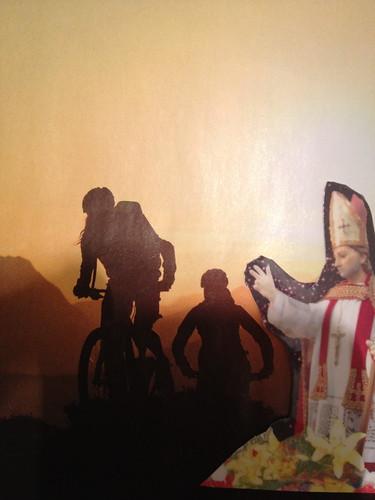 San Blas y los bikers