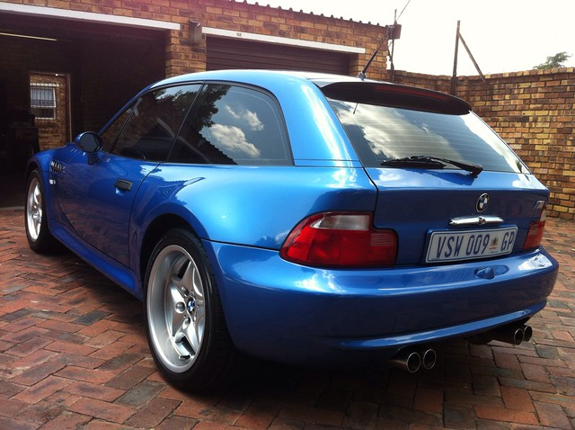 1999 BMW M Coupe | Estoril Blue | Estoril/Black