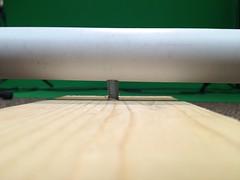 PVC on the bolt