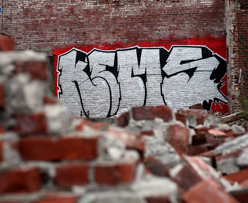 KEMS | Brick city simples. by Ironlak