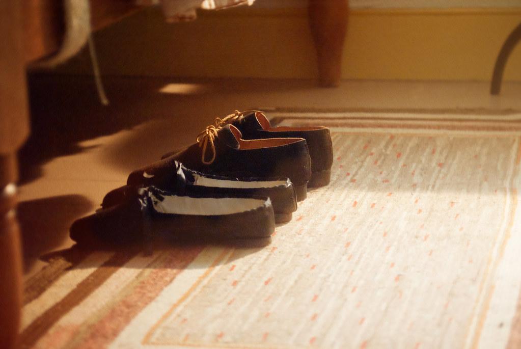 walk mile in shoes kk rd