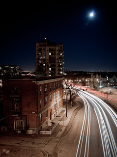 Moon & The Parkview