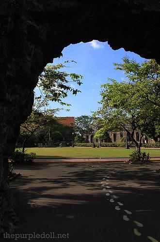 07 Fort Santiago Driveway