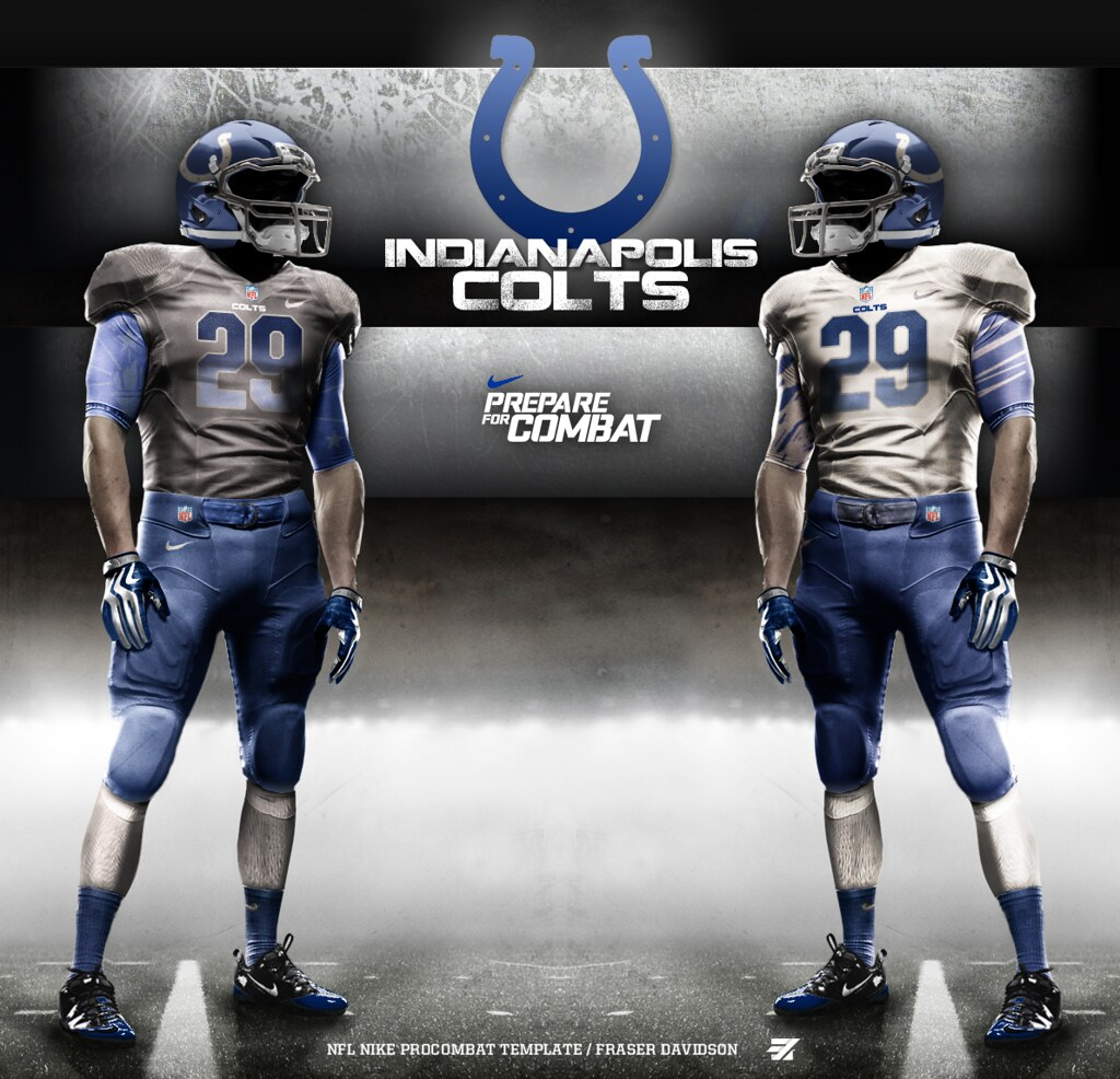 2ac2aa1a3 New Nike Uniforms  April 3Rd - Colts Football - Indianapolis Colts ...