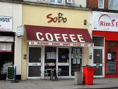 Picture of SoBo, SE1 4TW