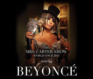 "Beyoncé, ""The Mrs. Carter Show"" [World Tour]"